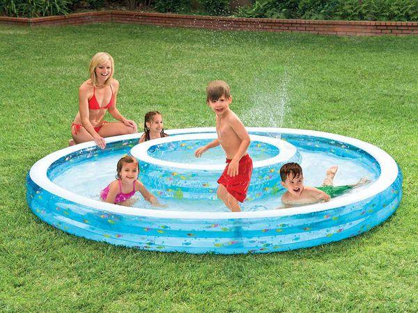 Les meilleures marques de piscine gonflable