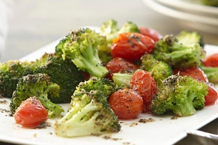 recette choux fleur et brocolis a la poele